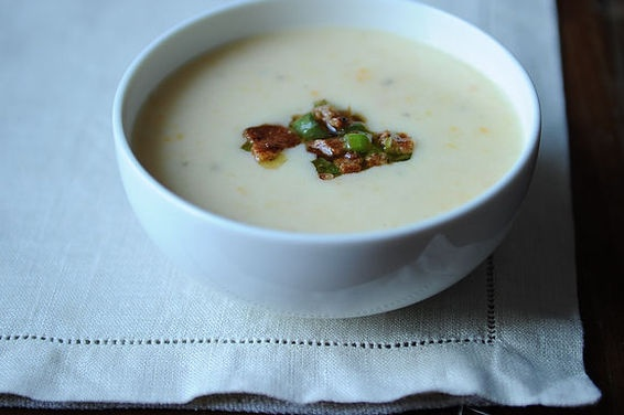 Paul Bertolli's Cauliflower Soup | Recipe