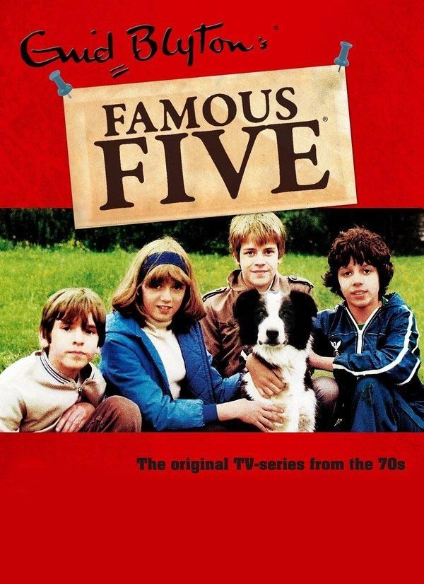 The Famous Five (TV Series 1978–1979)