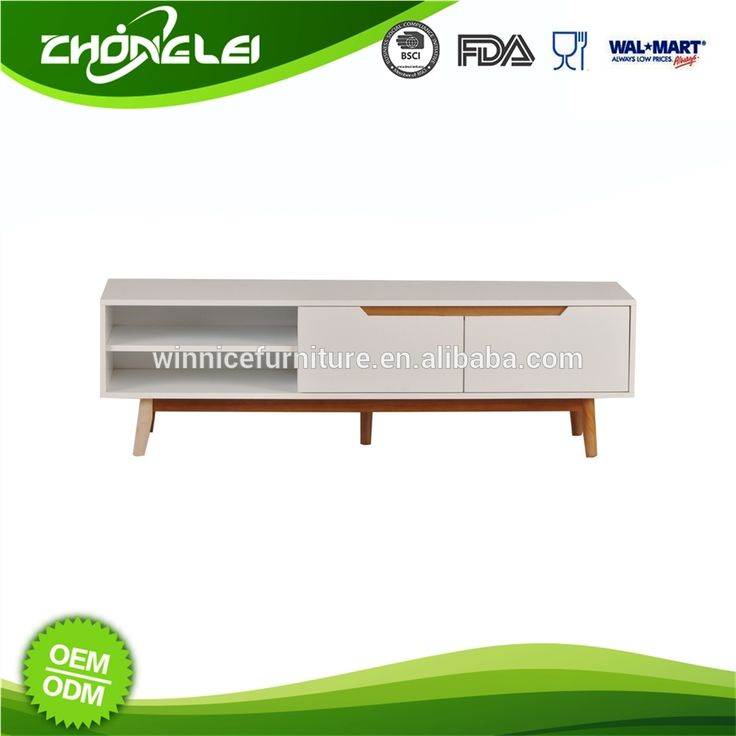 Top Grade Custom Design BSCI Approved Factory Best Price 70 Inch Tv Stand
