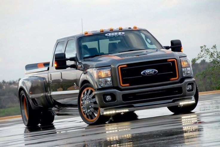Fedex Pickup Fee >> # Custom Diesel Dually Ford F-350 | ford f350 dually | Pinterest | Ford