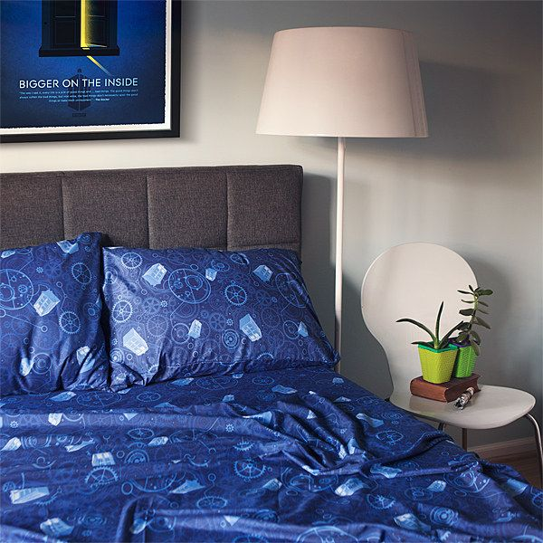 23 Ways To Decorate Your Bedroom If You Love The Color Blue Part 98