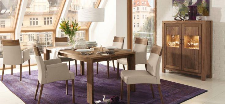 Modern Dining Room Ideas: Modern Dining Room Ideas Arm Chairs ~ interhomedesigns.com Dining Room Designs Inspiration