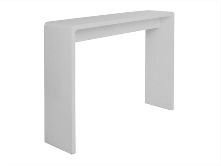 Consolle in MDF WHITE CLUB | Consolle - KARE-DESIGN