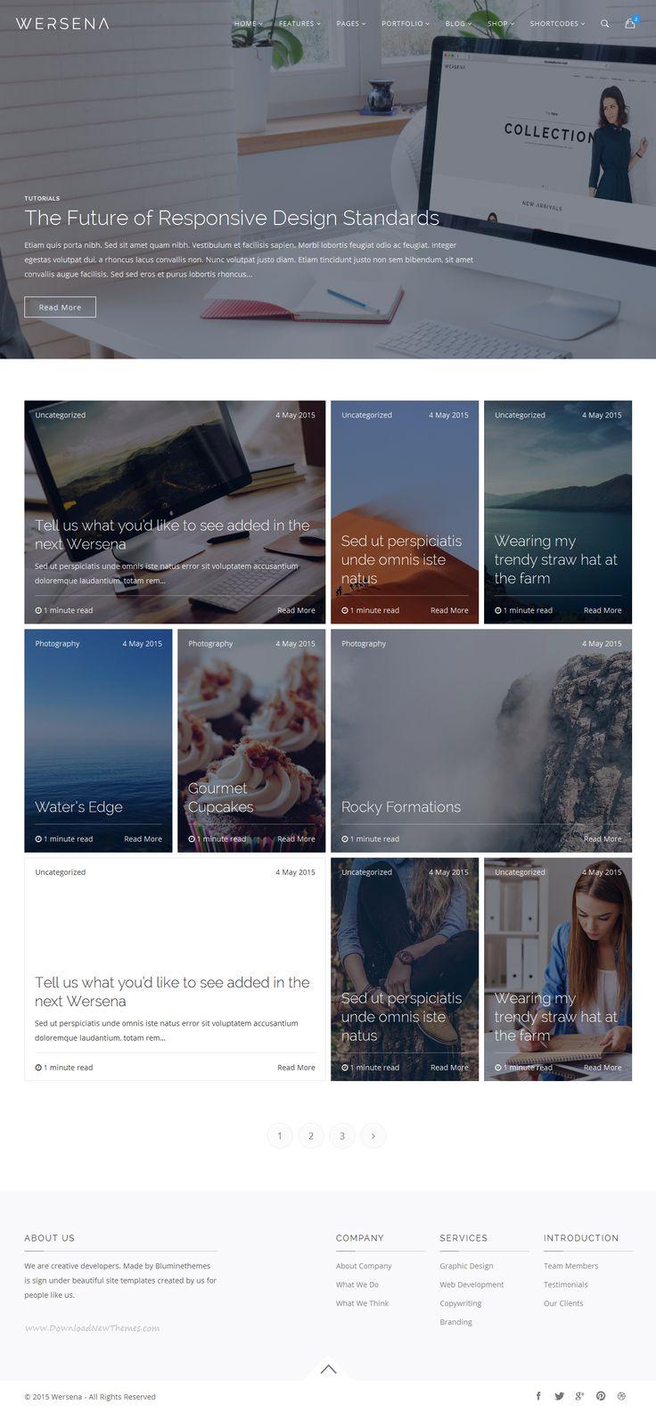 57 best bootstrap images on Pinterest | Website designs, Design web ...