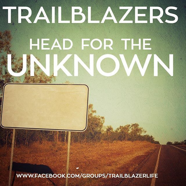 A Trailblazer is unconventional, gutsy and forward-thinking  A Trailblazer takes brave steps into the unknown. She has her eyes on the horizon and her feet on the ground … leading herself into the future. She leads the way with remarkable ideas and offerings, knowing that ongoing, deliberate learning is her one true freedom. She confidently guides herself into discovery. #trailblazerlife