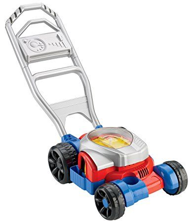 [$24.96] Fisher-Price Bubble Mower $19.97 @ Amazon Canada http://www.lavahotdeals.com/ca/cheap/fisher-price-bubble-mower-19-97-amazon-canada/191159?utm_source=pinterest&utm_medium=rss&utm_campaign=at_lavahotdeals