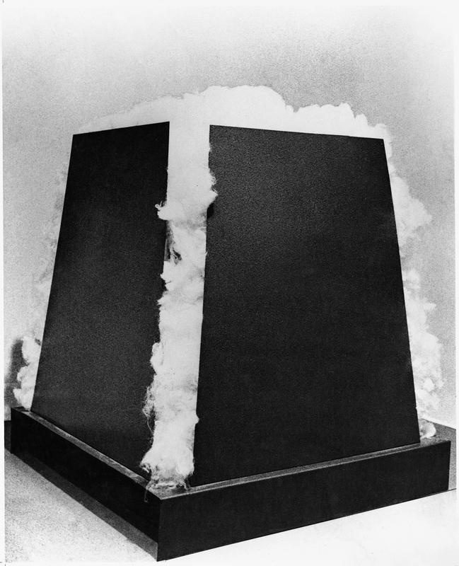 ********************  Jannis Kounellis - Senza Titolo - 1967