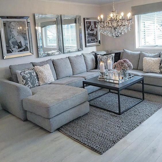To do this, input your furnishings list into a spreadsheet with a total budget amount at the bottom-- select a figure you're comfortable with and that appears sensible with the quantity of things you have to buy. #livingroomdecorideas