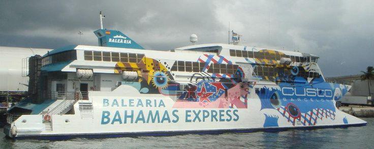 La naviera española obtiene el permiso para operar ferris entre los dos países, EEUU y Cuba. #maritima #ferris
