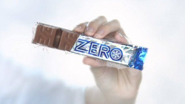 Belgian chocolate for  : this bar is to be kept in the fridge and eaten cold.  via @3_esse