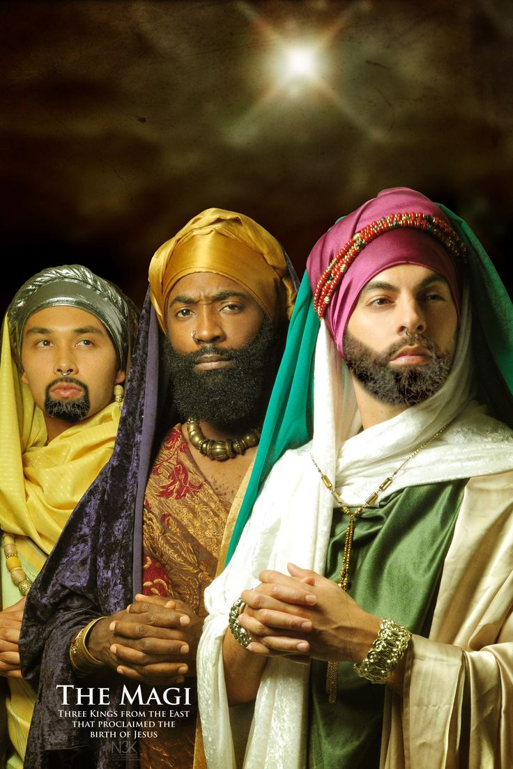 Three Wise Men (Magi) by International Photographer James C. Lewis  | ORDER PRINTS NOW: http://fineartamerica.com/profiles/2-cornelius-lewis.html