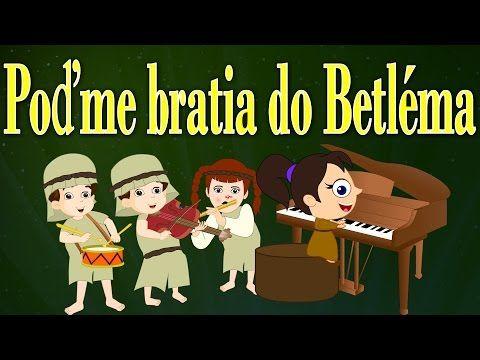 Rolničky, rolničky   Vianočné piesne   Jingle Bells in Slovak   Christmas Carols - YouTube