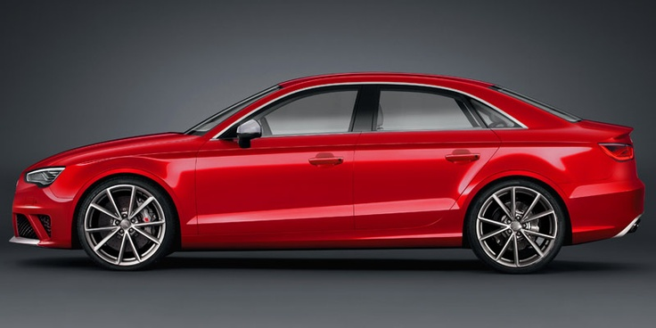 Audi RS 3 sedan render by Fourtitude.com
