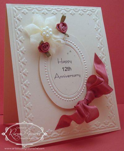 Designer Cards For Anniversary