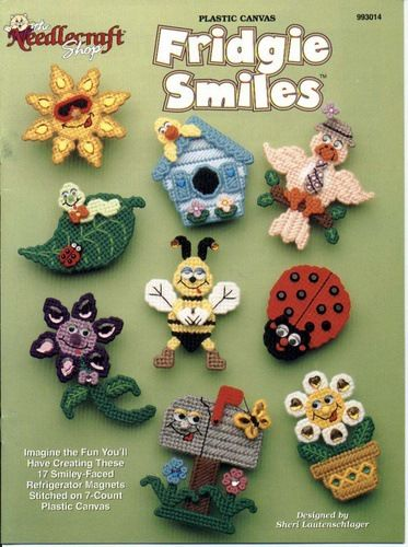 Fridgie Smiles Magnets 1/11