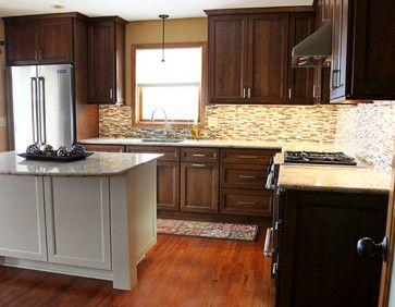 Contemporary Craftsman Kitchen Remodel - contemporary - Kitchen - Minneapolis - Jodi Tramontin, CKD, CBD