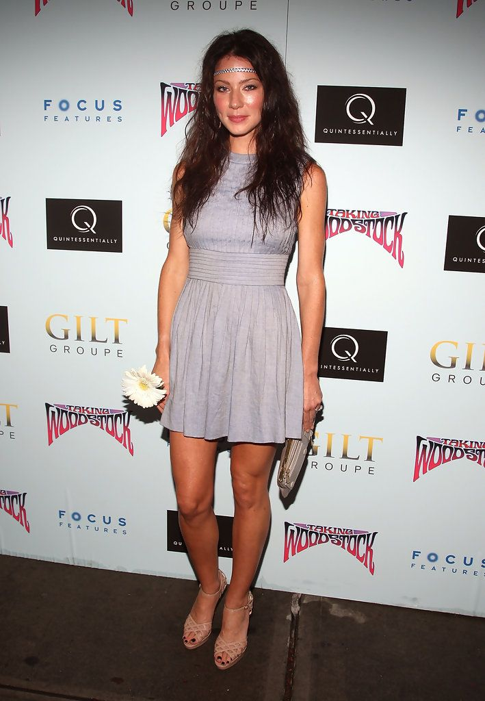 Lynn Collins Photo - Premiere Of Taking Woodstock - Arrivals