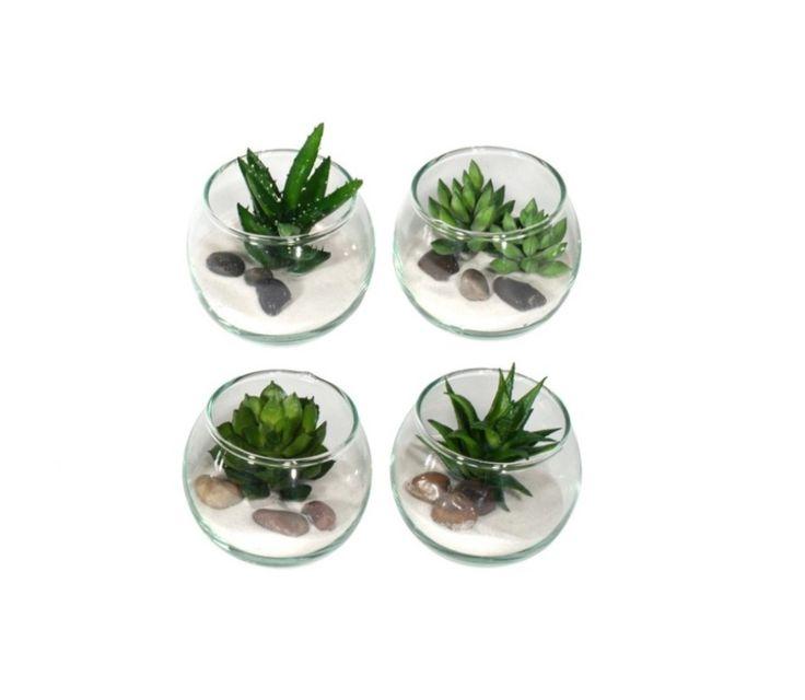 les 25 meilleures id es de la cat gorie plantes grasses artificielles sur pinterest. Black Bedroom Furniture Sets. Home Design Ideas