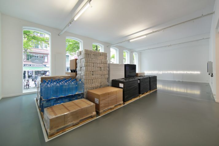 Remco Torenbosch(NL), Distribution 2014