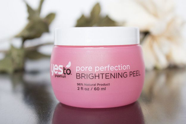 Yes to Grapefruit Brightening Peel, $15.19 | 23 Products Everyone In Their Late Twenties Should Try On Their Skin