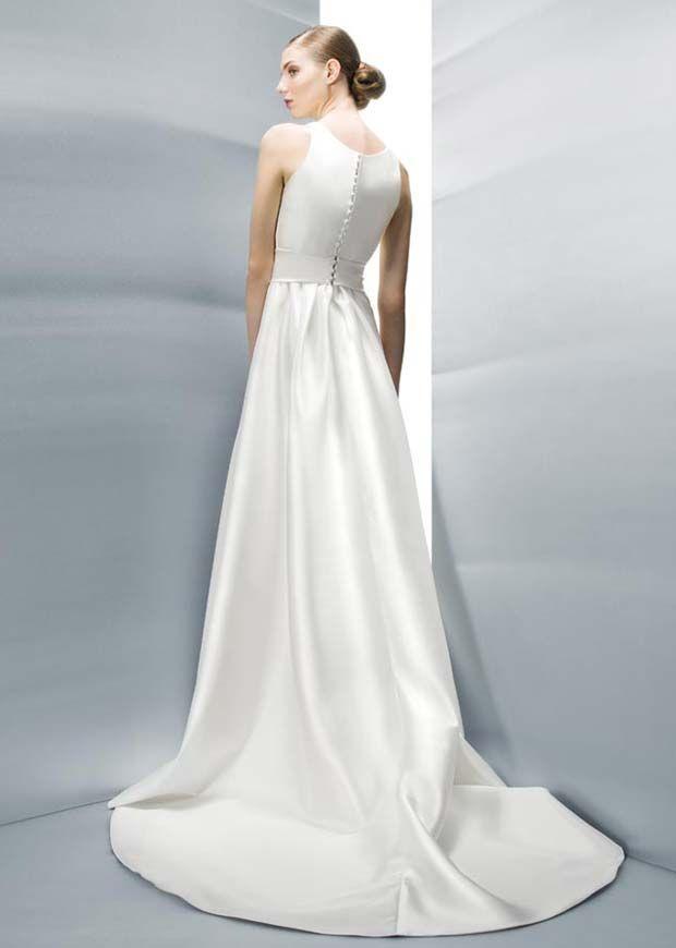 35 best Wedding Dress images on Pinterest | Wedding frocks ...