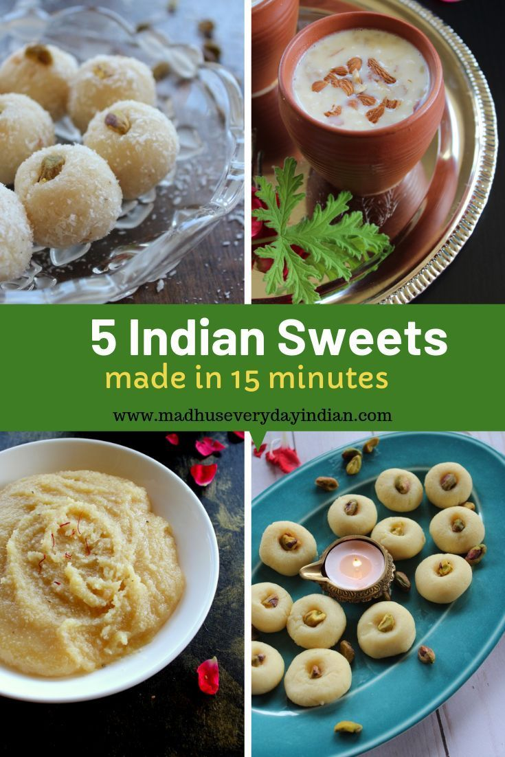 5 Quick And Easy Diwali Sweets Recipes Under 15 Minutes Easy Indian Dessert Recipes Easy Indian Dessert Easy Indian Sweet Recipes