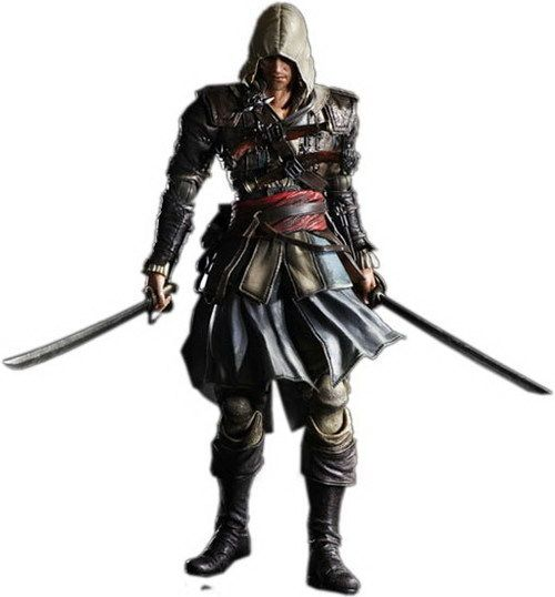 Figura Edward 28 cms - Assassin's Creed