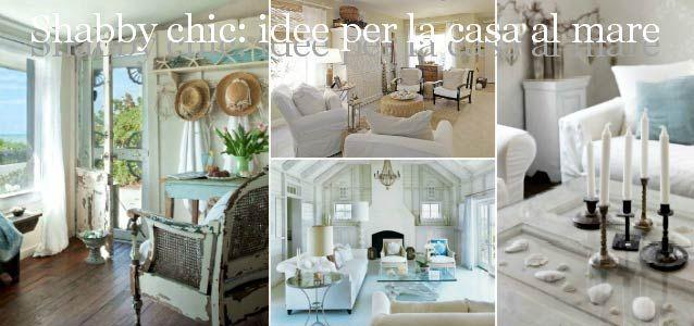 #Shabby chic:  idee per la casa al mare #homedecor #design http://paperproject.it/rubriche/design/interior-d/shabby-chic-idee-casa-mare/
