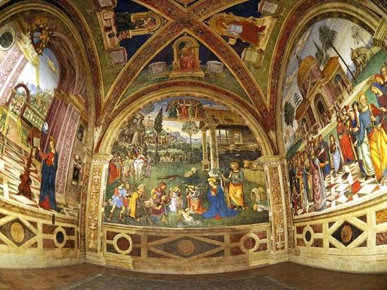 Affreschi di Pinturicchio