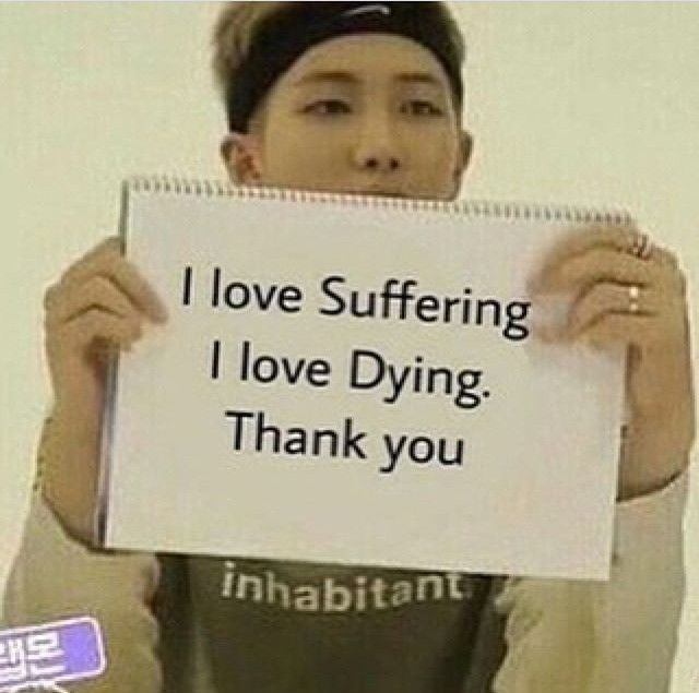 Pin by εïз ariana on memes that cure my depression | Bts