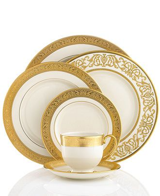 I love this one!!!  Lenox Dinnerware, Westchester Collection - Fine China - Dining & Entertaining - Macy's
