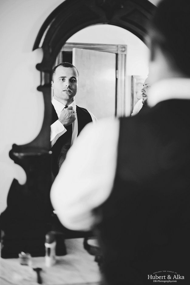 Block Island Wedding Photos at the Rose Farm Inn Wedding | Groom Getting Ready Photos