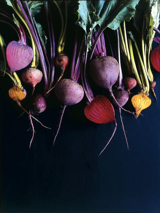 colorful beets...