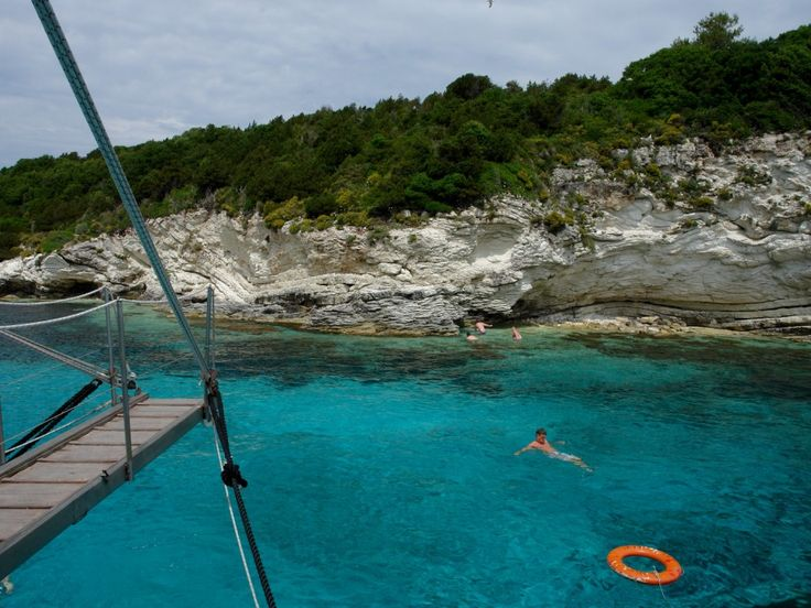 Corfu Paxos & Antipaxos Cruise - CORFU TOURS AND ACTIVITIES