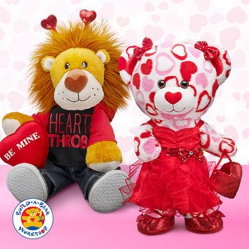 $30 voucher to Build-A-Bear Workshop for only $15!