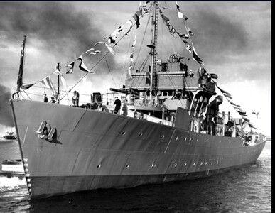 HMCS Port Arthur K233
