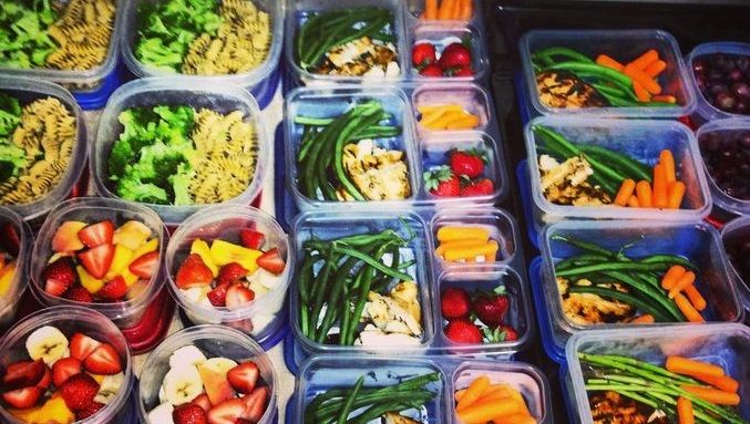 Want to eat clean? Not sure where to start? You need my How To Get Through Your First Meal Prep Monday! When I first started it took me almost a whole day to grocery shop, prep, cook, cool, and sto...