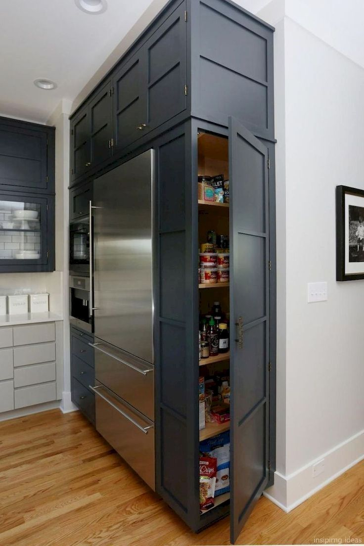 Kitchen Cabinet End Panel Ideas and Pics of Kraftmaid Kitchen ...