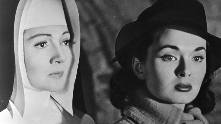 Thunder on the Hill (1952) Dir. Douglas Sirk.  heartfelt and suspenseful mystery concerns the unexpected relationship that forms between a convicted killer (Ann Blyth) and a nun (Claudette Colbert).This heartfelt and suspenseful mystery concerns the unexpected relationship that forms between a convicted killer (Ann Blyth) and a nun (Claudette Colbert).