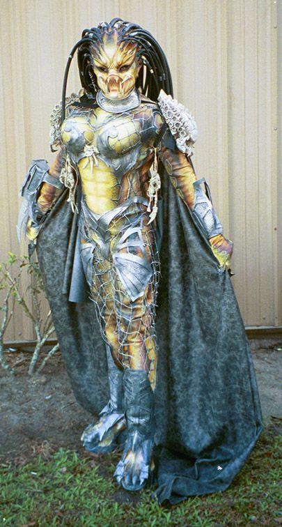 Alien Vs Predator Costume For Kids