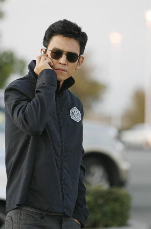 Yes sir. John Cho.