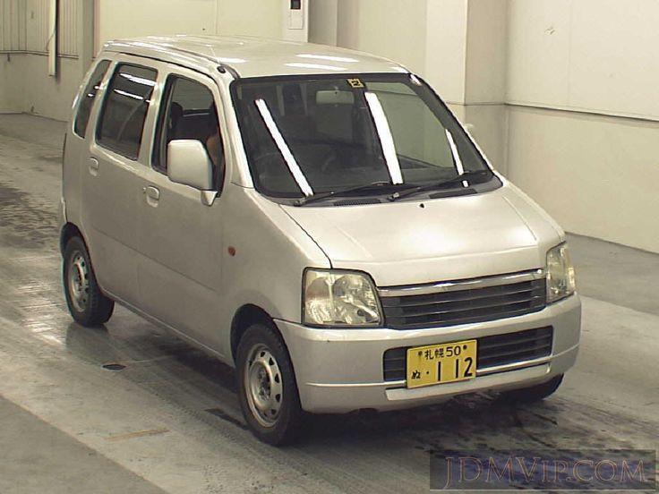 2001 SUZUKI WAGON R  MC22S - http://jdmvip.com/jdmcars/2001_SUZUKI_WAGON_R__MC22S-w57WLqvHYJhaR-559