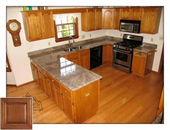 Choosing the best - used oak kitchen cabinets for sale. # ...