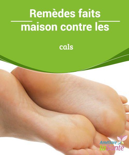 Remèdes faits #maison contre les cals  Les #pieds sont la partie du corps qui souffre le plus. Des #callosités se forment pour protéger le tissu #sensible contre la friction et la pression.