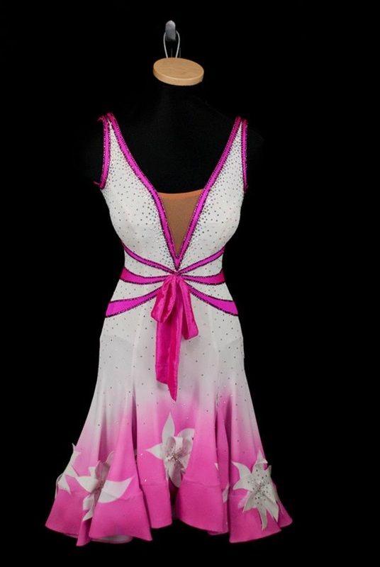 155 best Ballroom Dance Dresses At Classic Ballroom ...