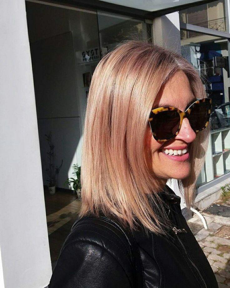 #Pink_hair