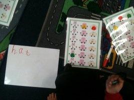 printable 'roll a cvc word game'