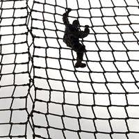 Black or Tan Playground Climbing Nets (OC-Series) - Jammar Nets