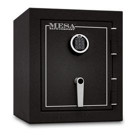 Mesa Safe Company Mbf 1.6-Cu Ft Electronic/Keypad Commercial/Residential Floor Safe Mbf1512e