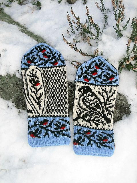 Ravelry: Winterbirds by Natalia Moreva